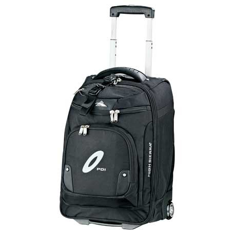 "High Sierra® 21"" Wheeled Carry-On Computer Upright"