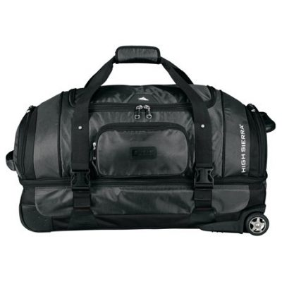 "High Sierra® 30""Drop Bottom Wheeled Duffel Bag"