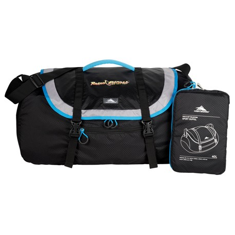 "High Sierra® 40L Pack-n-Go 23"" Duffel Bag"