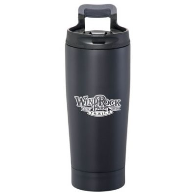 High Sierra® Blackout Vacuum Tumbler 17oz