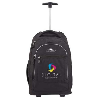 "High Sierra® Chaser Wheeled 17"" Computer Backpack"