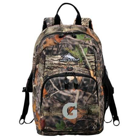 High Sierra Impact King's Camo Backpack