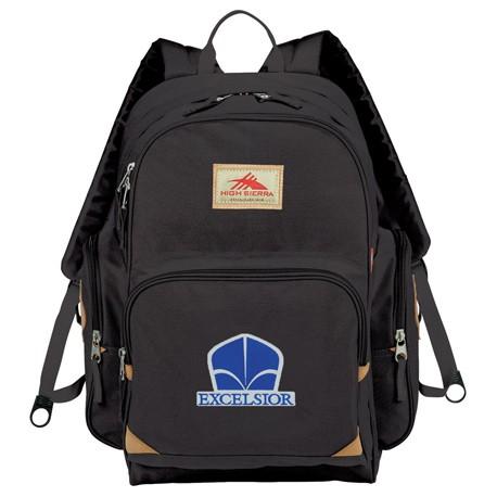 """High Sierra® Warren 15"""" Computer Backpack"""