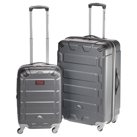 High Sierra 2pc Hardside Luggage Set