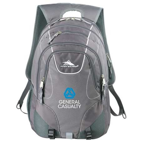 """High Sierra Vortex Fly-By 17"""" Computer Backpack"""