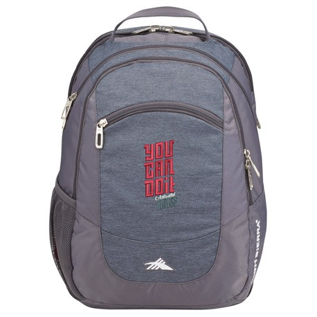 "High Sierra Fly-By 17"" Computer Backpack"